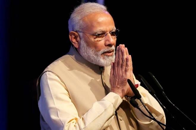 Modi Shirdi visit
