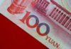 © Reuters. FILE PHOTO: Illustration photo of a China yuan note
