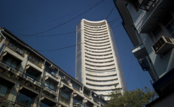India stocks lower at close of trade; Nifty 50 down 0.94%