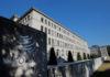 © Reuters. FILE PHOTO: World Trade Organization (WTO) headquarters in Geneva