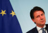 © Reuters.  Italy Hints at Softer Stance on Deficit Goal Before EU Deadline