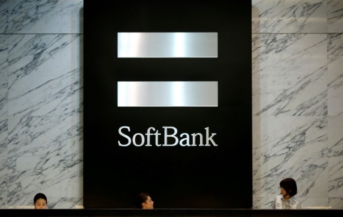 © Reuters.  SoftBank CEO cancels speaking role at Saudi conference: source