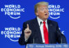 © Reuters. FILE PHOTO: U.S. President Donald Trump attends the World Economic Forum (WEF) annual meeting in Davos