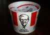 © Reuters. A Kentucky Fried Chicken (KFC) bucket of fried chicken is seen in this picture illustration