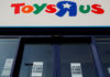 © Reuters. FILE PHOTO: A closed Toys