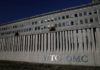 © Reuters. FILE PHOTO: The World Trade Organization (WTO) headquarters are pictured in Geneva