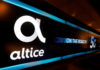 © Reuters. FILE PHOTO: An advertising board is seen during the first demonstration of the technology 5G in Lisbon