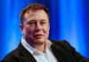 © Reuters. FILE PHOTO: Tesla and SpaceX CEO Musk participates in a