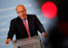© Reuters. FILE PHOTO - German Economic Affairs and Energy Federal Minister Peter Altmaier addresses the media in Berlin