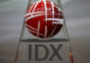© Reuters.  Indonesia stocks lower at close of trade; IDX Composite Index down 1.65%