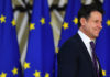 © Reuters. Extraordinary EU leaders summit in Brussels