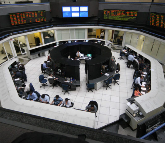 Mexico stocks lower at close of trade; S&P/BMV IPC down 2.18%
