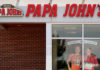 © Reuters. FILE PHOTO: The Papa John