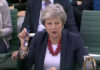 © Reuters. A still image from video footage shows Britain