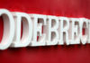 © Reuters. FILE PHOTO: The corporate logo of the Odebrecht SA construction conglomerate is pictured at its headquarters in Sao Paulo