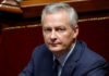 © Reuters. FILE PHOTO: French Finance Minister Bruno Le Maire attends a session of the National Assembly in Paris