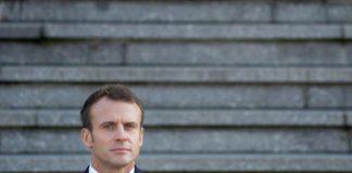 © Bloomberg. Emmanuel Macron