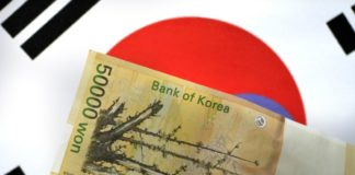 © Reuters. Illustration photo of a South Korean Won note
