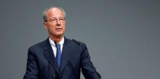 © Reuters. Poetsch, chairman of the Volkswagen