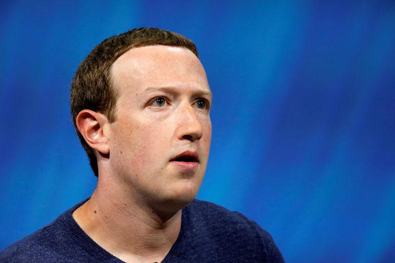 Facebook CEO plans public debates about tech for 2019 personal