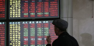 © Reuters.  Asian markets turned positive in afternoon session
