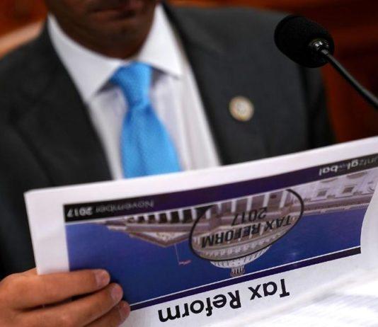 House passes GOP tax bill, Senate plan unclear