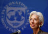 © Reuters. IMF Managing Director Christine Lagarde attends a news conference in Tokyo