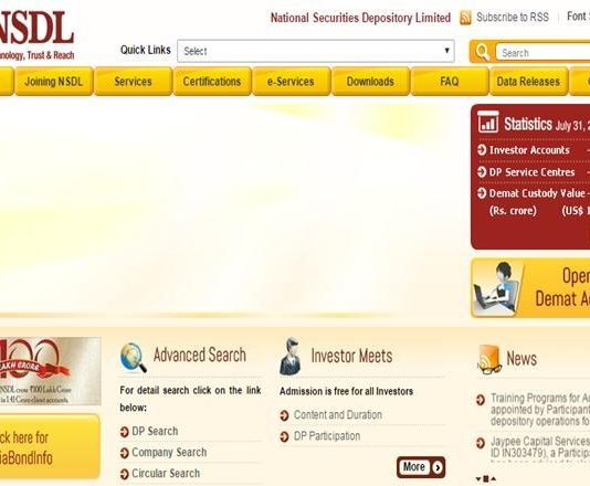 nsdl. payments bank, latest news, important news, news today