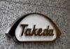 © Reuters. FILE PHOTO: Takeda Pharmaceutical Co