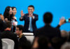 © Reuters. China International Import Expo (CIIE)