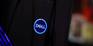 © Reuters. A Dell gaming computer is shown at the E3 2017 Electronic Entertainment Expo in Los Angeles