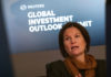 © Reuters. Monica Erickson, senior portfolio manager at DoubleLine Capital LP, speaks during the Reuters Global Investment 2019 Outlook Summit in New York