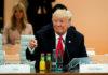 © Reuters. G-20 summit in Hamburg