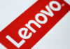 © Reuters. Illustration photo of a Lenovo logo