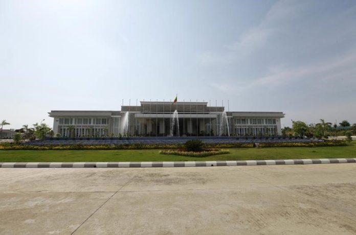 © Reuters. Myanmar