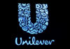 © Reuters. The company logo for Unilever is displayed on a screen on the floor of the NYSE